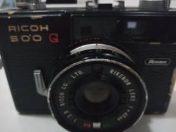 Máquina Ricoh 500 G - Aceito Troca