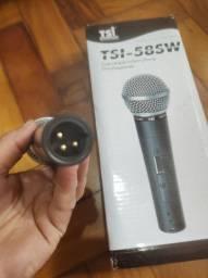 Kit 2 Microfones Arcano Cardioide TSI