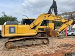 Escavadeira komatsu PC 160 Lc
