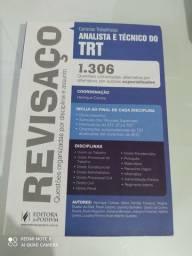 LIVRO REVISAÇO PARA CONCURSOS DO TRT