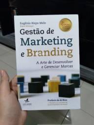 Livro Gestão de Marketing e Branding