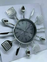 Relógio Gourmet (Frete Grátis)