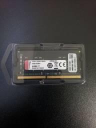 Memoria ram notebook ddr4 2133mhz - 4GB