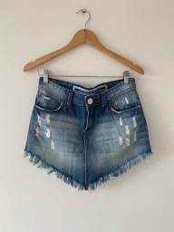 Título do anúncio: saia jeans 38 por 30 reais