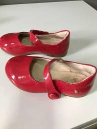 Sapato boneca Bibi tamanho 25