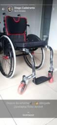 Reforma em cadeiras de rodas