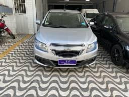 Chevrolet prisma LT 2014 prata