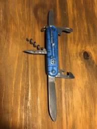 Canivete suíço original azul