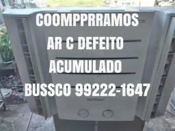 Título do anúncio: Ar Condicionado Ac Pix Cartao 5x