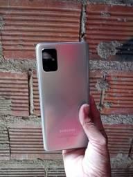 Celular Samsung a71 novo