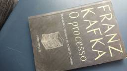 Livro o processo Franz Kafka - texto e integral - analogia inspirada 1984