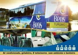 Onibus completo e com empresa aberta - 1997