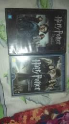 Dvds filmes originais Harry Potter