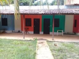 Pousada linha verde em Massarandupió