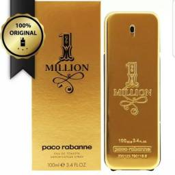 Perfume 1 Million Paco Rabanne 100 ml Original