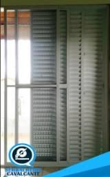 Serralheria Cavalcante - portas, portões, box, pele de vidro e esquadrias de alumínio em g