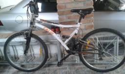Bicicleta Caloi XRT 21v full suspension