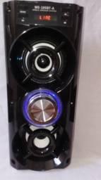 Caixa amplificado