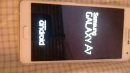 Sansung A7 16 gigante tela 5.5