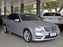 Mercedes-Benz C 180 1.6 Turbo CGI Automático 2014 - 2014