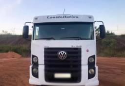 Usado, Vw Constellation 24250 Bitruck Branco - 2011 comprar usado  Anápolis