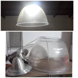 Luminária acrilica