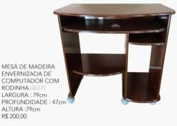 Mesa de computador - usada (0607)