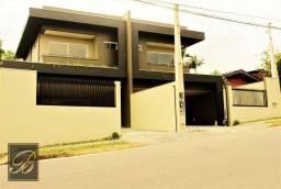 Sobrado com 3 dormitórios à venda, 161 m² por R$ 595.000,00 - Bom Retiro - Joinville/SC