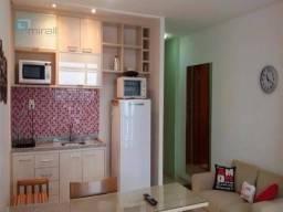 Apartamento Residencial para locação, Caminho das Árvores, Salvador - AP0622.