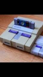 Super Nintendo original barbada