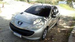 Peugeot 207 1.4 completo com gnv doc - 2010