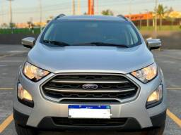 Ecosport Automático 2018 Completo * Garantia até novembro de 2020 IPVA PAGO PNEUS NOVOS - 2018