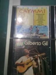 CD, original de Caetano Veloso, Gil e Caymi