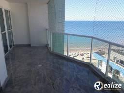 Apartamento de 3 quartos, 100m² todo mobiliado, 2 vg e com vista p/ o mar Praia do Morro