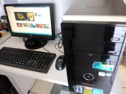 Computador Seminovo Completo Formatado