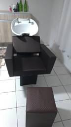 Lavatorio, Cadeira Cabeleireira