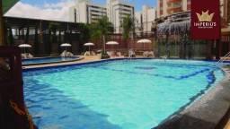 Apartamento com 02 Quartos, Residencial Millennium Thermas em Caldas Novas