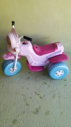 Moto Infantil Elétrica Bandeirante