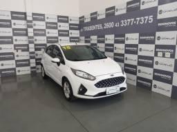 Fiesta Hatch New Fiesta SEL 1.6 16V (Aut) - 2018