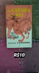 "Livro ""The Catcher In The Rye"""