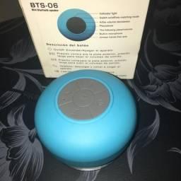 Caixinha de som BTS 06 Bluetooth