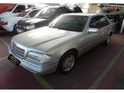 MERCEDES-BENZ C 220 1995/1995 2.2 CLASSIC GASOLINA 4P AUTOMÁTICO - 1995