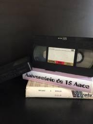 VHS para DVD