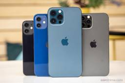 IPhone 12 PRO ( 12X Sem Juros + Nota Fiscal ) Mini Max Toda Linha Apple
