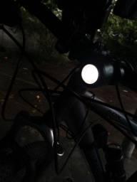 Lanterna para bike