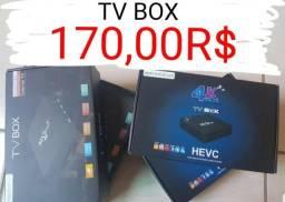 TV Box MXQ e MX9 Pro 5G 4Ram