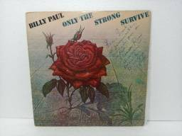 Lp Vinil Billy Paul Only The Strong Survive