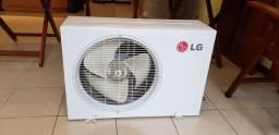 Ar condicionado Split LG 12 mil BTUS quente e frio 220 volts