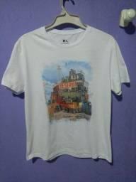 Camisa Reserva M Branca