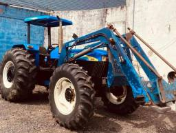 Trator Agricola New Holland 8030